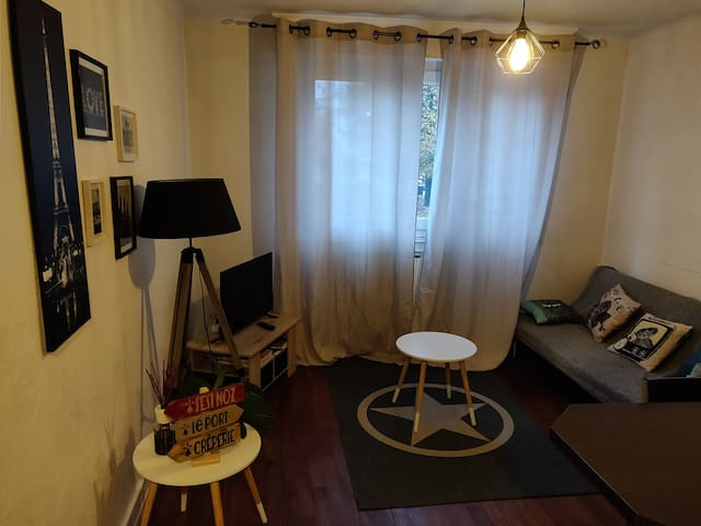 Appartement T2 bis de 40 m2 hyper centre lorient