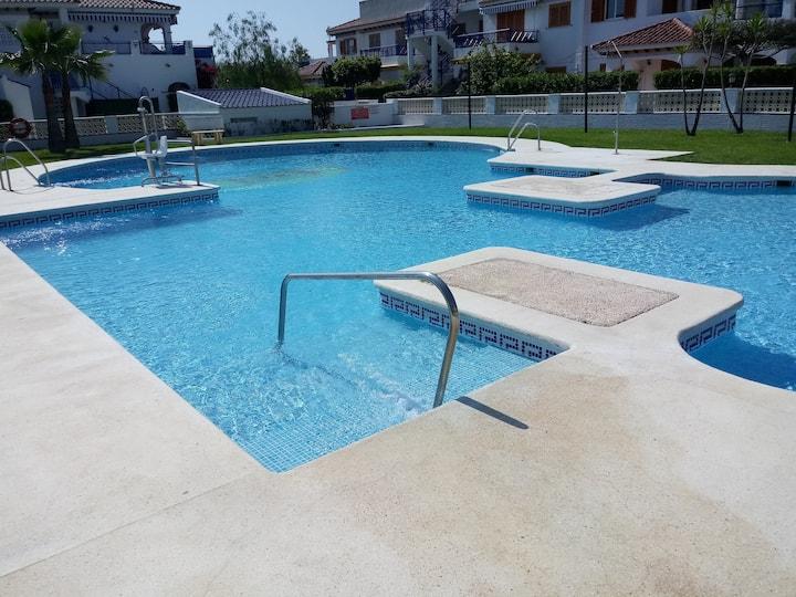 Bonito apartamento en Vera Playa