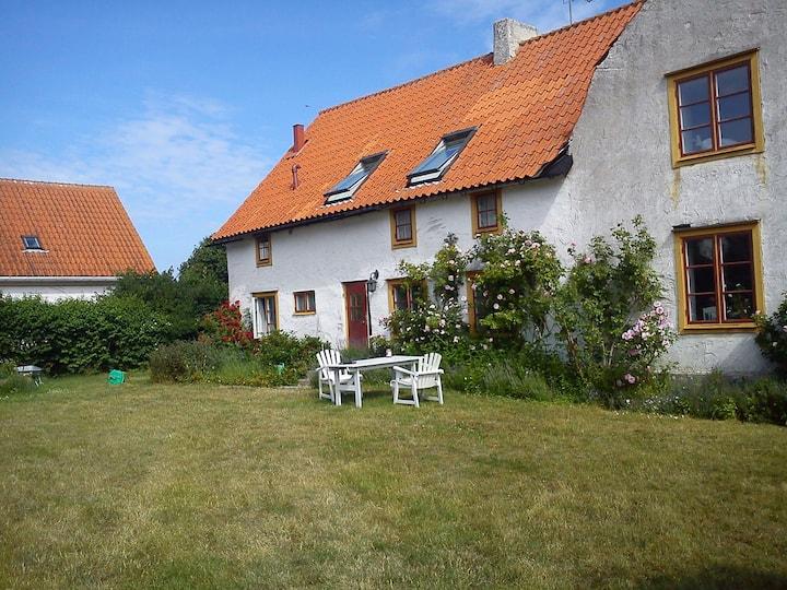 Lägenhet i Gotlandsgård nära havet