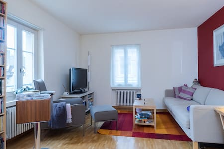 Cosy flat close to everything - Zürich - Huoneisto