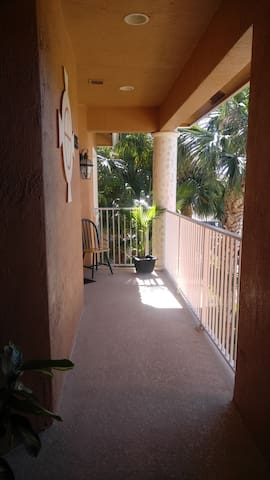 Private Room Upstairs - Port St. Lucie - Wohnung