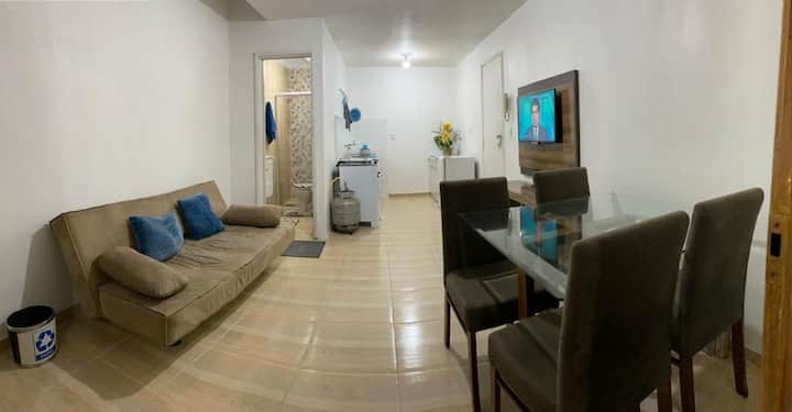 Apartamento bem localizado em Brasília