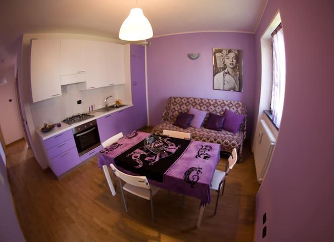 Casa Vacanza(Lago di Como) - sorico - Apartament