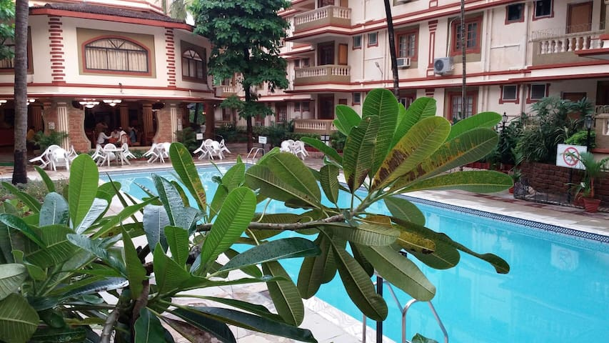 Holiday home in candolim north goa. - Candolim - Apartamento