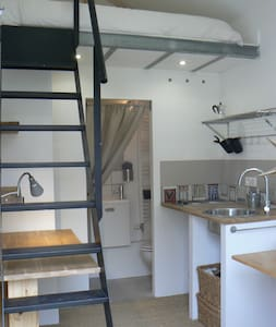 adorable studio  Lyon Confluence