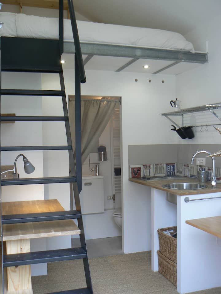 adorable studio  Lyon Confluence