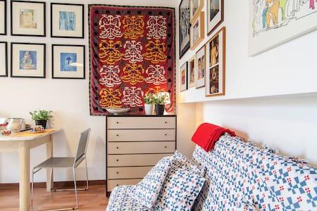 The Castle B & B quiet and comfort  - Falconara Marittima - Bed & Breakfast