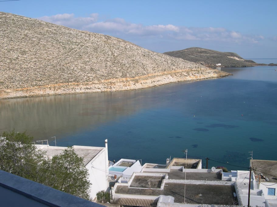 House By The Sea Apartments For Rent In Panormos Egeo Greece