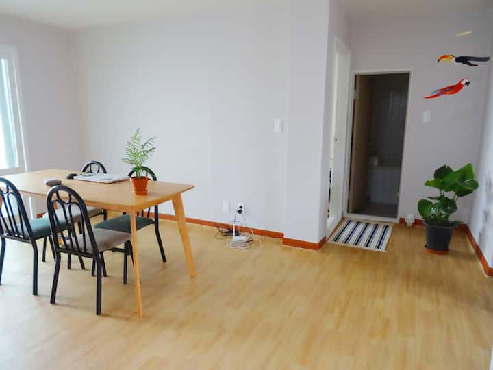제주시 접근성좋고 깨끗한 싱글룸