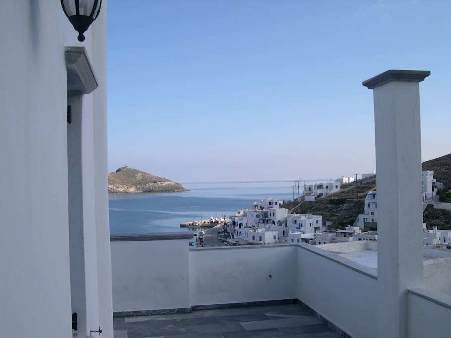 House By The Sea Apartments For Rent In Panormos Egeo