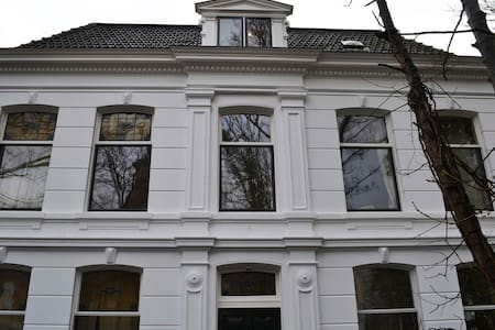 Studio in a charming, old house. - Rotterdam - Villa
