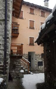Flat in ancient village  - Villa di Chiavenna - Pis