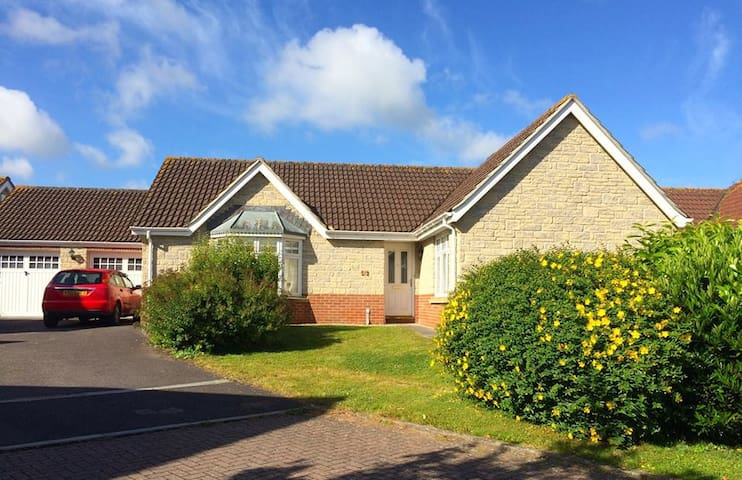 Bungalow in quiet location, Parking - Somerset - Bungalou