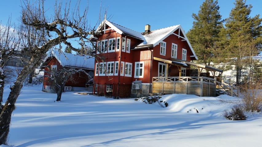 2. etasje i enebolig i Vrådal! - Vrådal - Wohnung