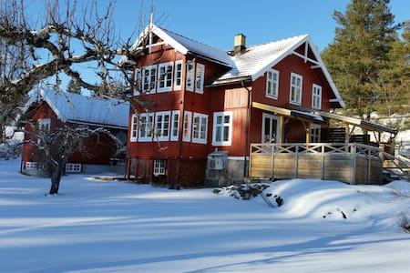2. etasje i enebolig i Vrådal! - Vrådal - Apartment