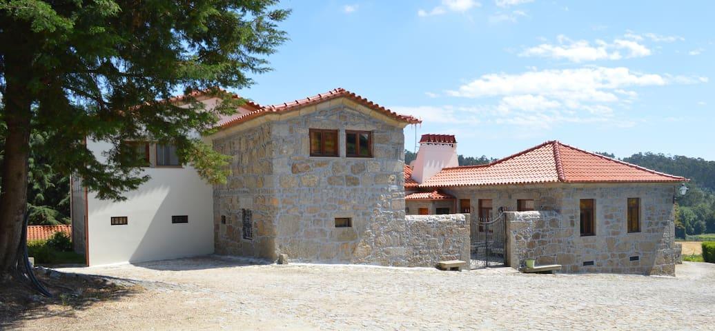 Casa da Eira - Room Camilo Castelo Branco - Mouquim - Faház
