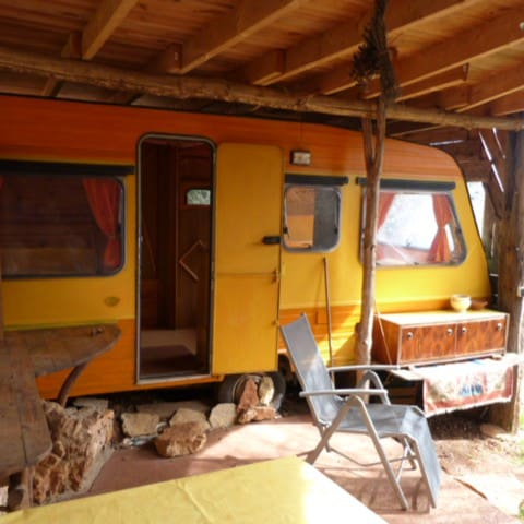 Amazing caravan and view - Cubières-sur-Cinoble