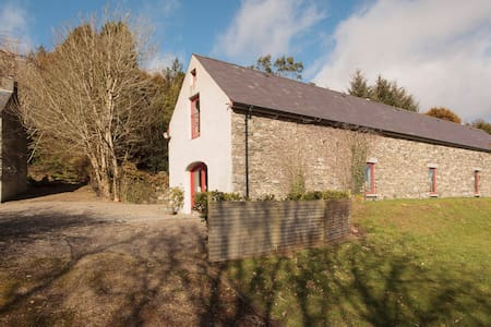 Monalea barn and farmhouse - Ballyfad