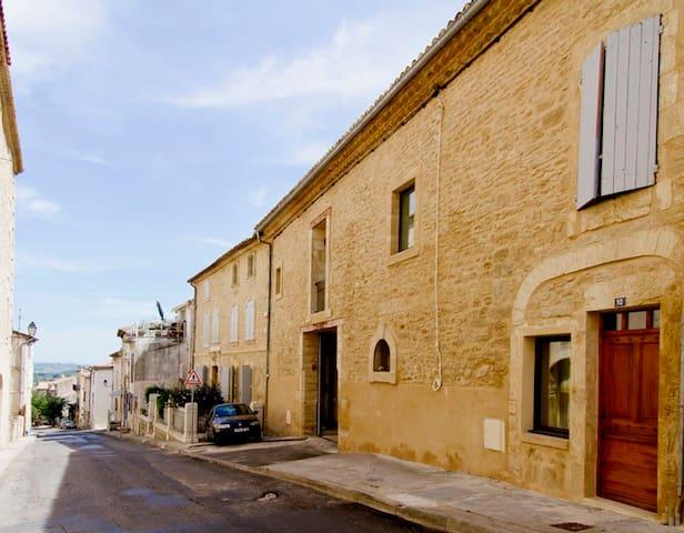 Charming B&B -Pont du Gard and Provence  !
