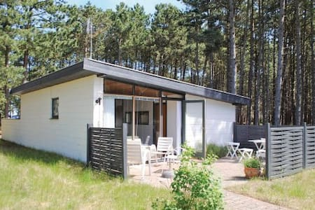 Hyggeligt sommerhus ved havet - Sjællands Odde