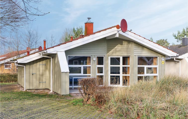 Holiday cottage with 3 bedrooms on 72m² in Travemünde-Priwall