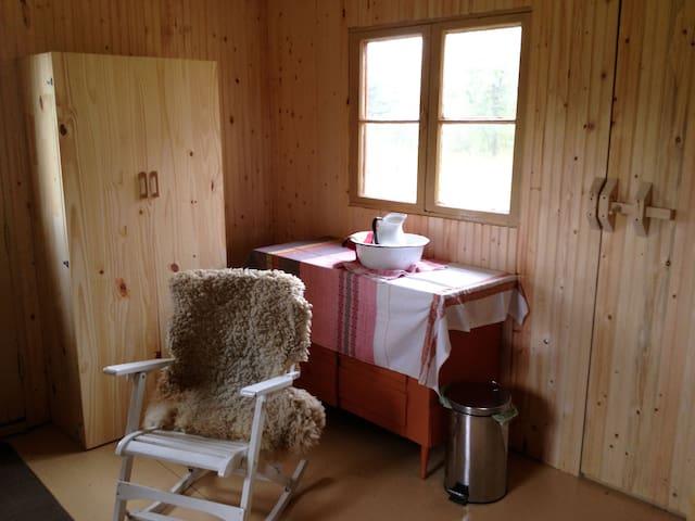 La providence - Sainte-Thècle - Blockhütte