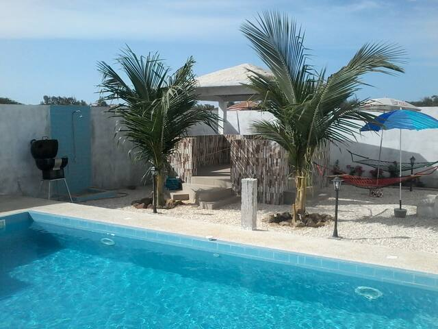 Villa Vacance Piscine -Sortie Peche en bateau - Guéréo - Casa
