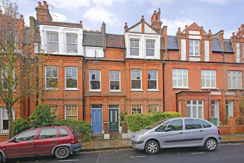Period House next to Hampstead Heath