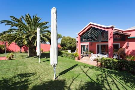 LUXURY GOLF HOUSE  IN TENERIFE - Tacoronte - Hus