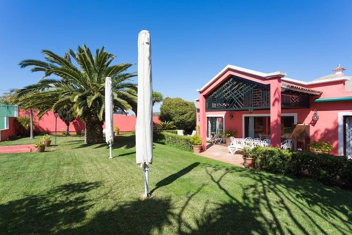 LUXURY GOLF HOUSE  IN TENERIFE