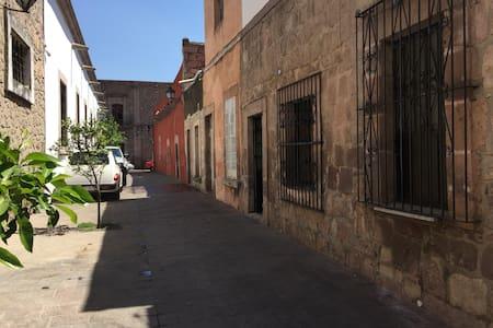 Habitación Centro Histórico de Morelia Michoacán