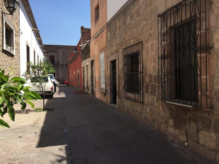 1 Habitación Centro Histórico de Morelia Michoacán