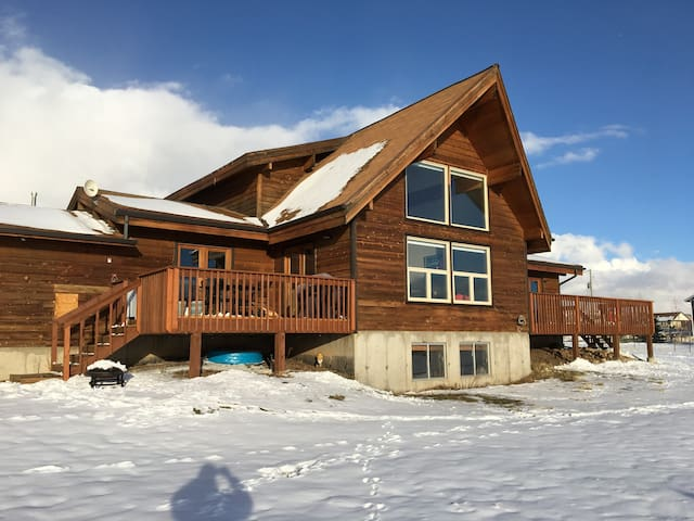 Ranch home room with mountain views - Park City - House