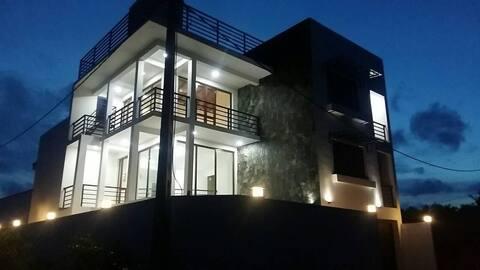 Deluxe Triple Room with AC open Veranda 1st Floor