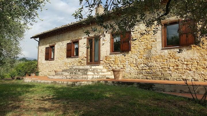 """""""Le Due Monelle"""" Casa Vacanze Villa Tarano Rieti"""