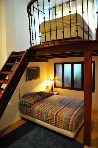 Arco Chato Inn: Loft A - Ocean View - Panama