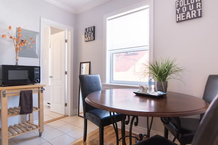 Cozy 1 Bdrm Apt steps from Canal - Ottawa