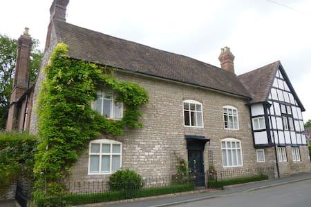 The Manor House, Much Wenlock - Much Wenlock