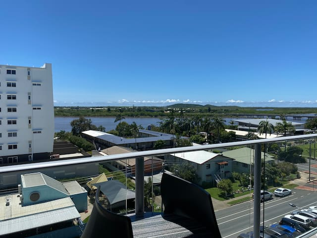 ★Spectacular ★1 Bed Apt in the Heart of Mackay