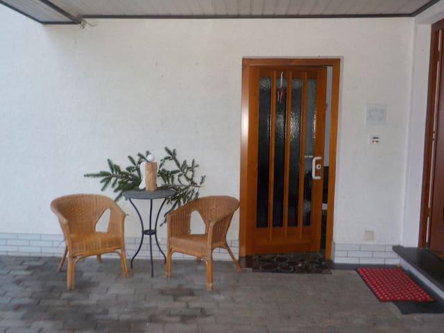 Helles, modernes EinRaumAppartement - Dillenburg - Квартира