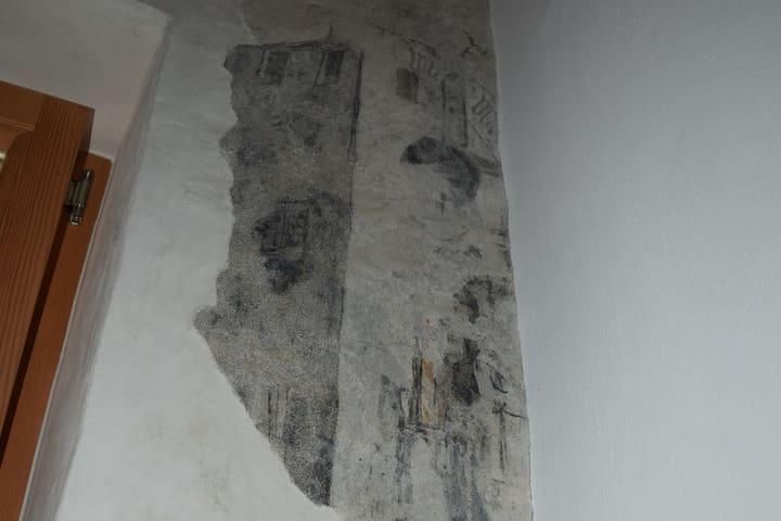 Apartment Obergasse mit historischem Ambiente - Cortaccia - Apartment