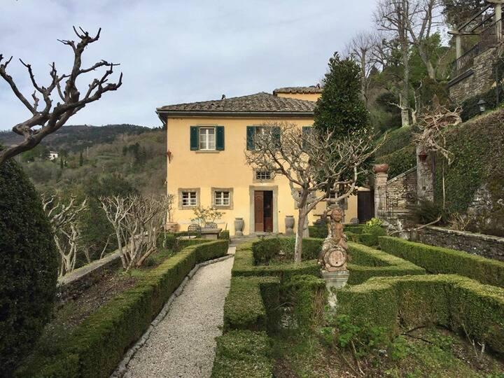 """Villa  """"Il Bacchino"""" con piscina a Cortona"""