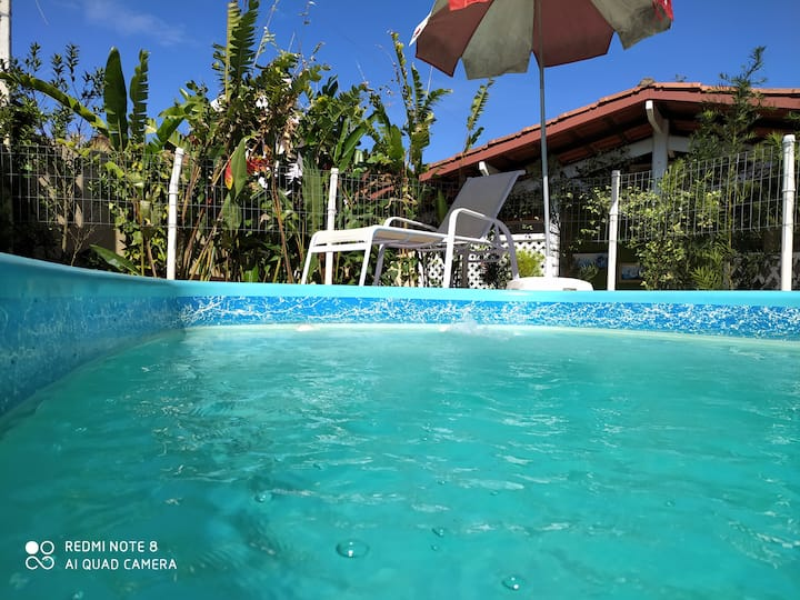 Recanto RaVi Apartamento 06 - piscina