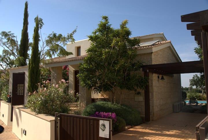 Aphrodite Hills Villa private pool