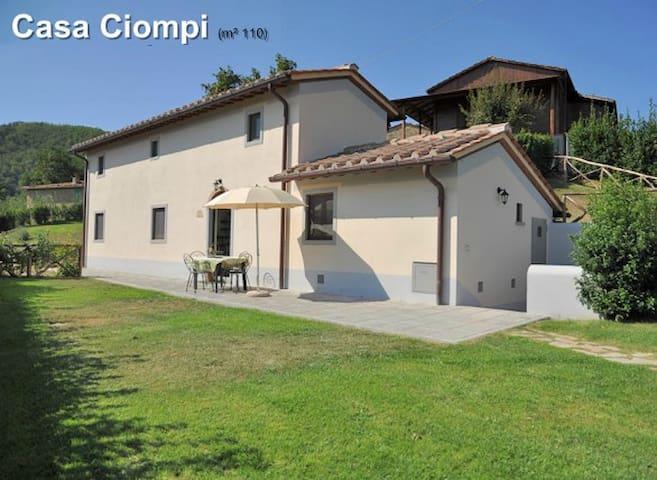 Tuscany Rural House (Casa Ciompi) - Dicomano