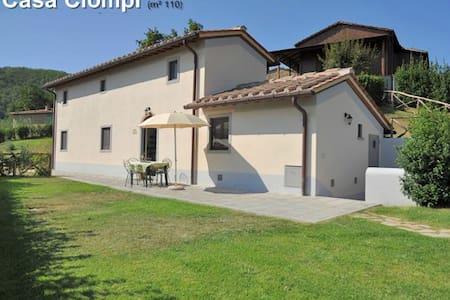 Tuscany Rural House (Casa Ciompi) - Dicomano - Casa de campo