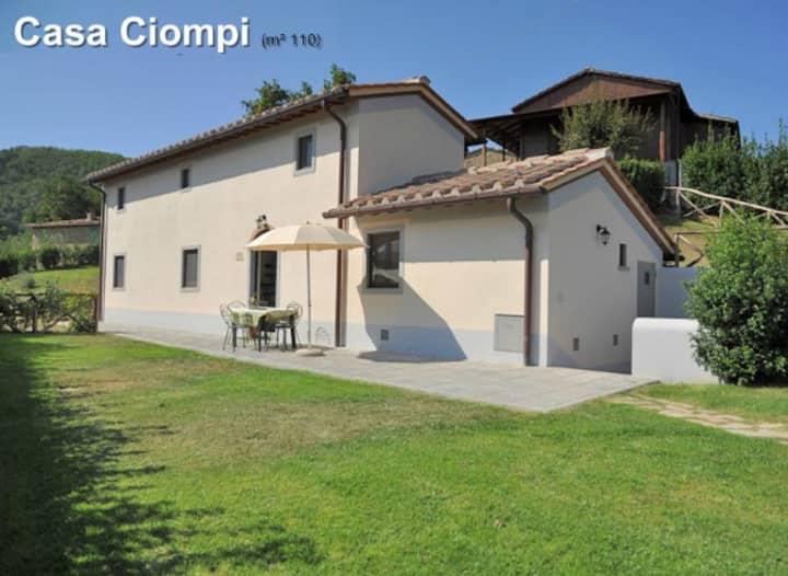 Tuscany Rural House (Casa Ciompi)