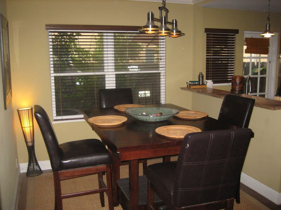 Dining Room In 2 Bedroom House