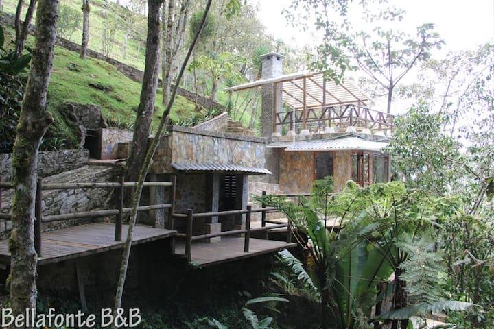 Hidden Cabin Close to the City - Medellin, El Retiro - Cabaña