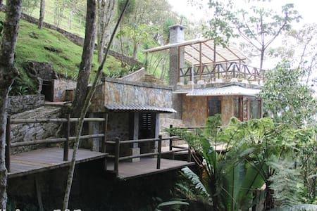 Hidden Cabin Close to the City - Medellin, El Retiro